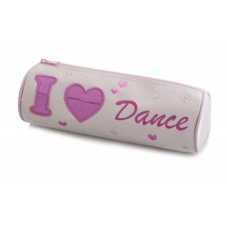 I LOVE DANCE Pencil Case