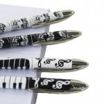 Music Pen Set Ballpoint & Gel