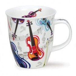 Dunoon Mug Nevis Tempo Strings