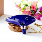 12 Hole Ceramic Ocarina
