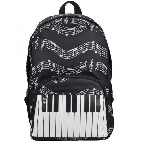 Waterproof Keyboard Travel Backpack School Bag Unisex