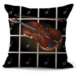 VIOLIN Music Pillow