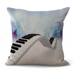 PIANO Music Pillow