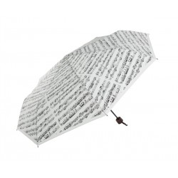 Mini Travel Umbrella Sheet Music White