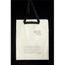 "TOTE BAG ""BREAK A LEG"""