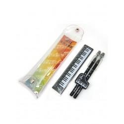 Small Stationery Kit: Keyboard Design