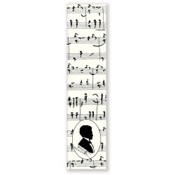 Bookmark Strauss Vienna World (2pcs)
