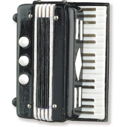 Accordion magnetic