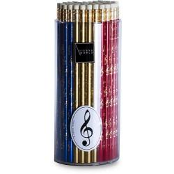 Pencil G-clef set of 3 Vienna World