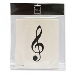 Sponge cloth G-CLEF (2 pcs) Vienna World