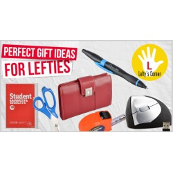 Products Designed With Lefties In Mind