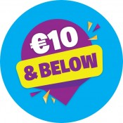 10 euro & below (165)