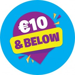 10 euro & below