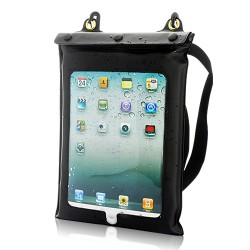 Waterproof Case & Earphones for Tablets