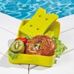 PING PONG Lunchbox, Bread Box Koziol