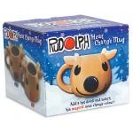 Rudolph Heat Change Boxed Mug