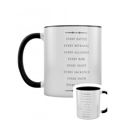 Game Of Thrones Boxed Mug Coloured Inner Throne